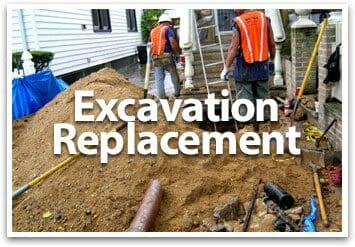 excavation replacement